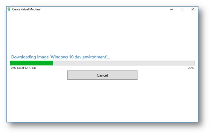 Novit introdotte in client hyper v in - Download er finestra ...